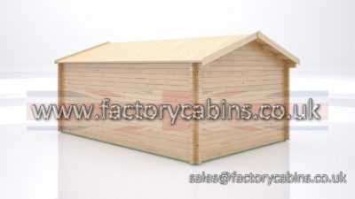 Factory Cabins Longtown - FCBR0194-2526