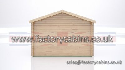 Factory Cabins Longtown