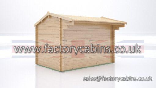 Factory Cabins Lydney - FCBR0134-2465