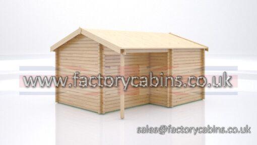 Factory Cabins Lyme Regis - FCBR0107-2416
