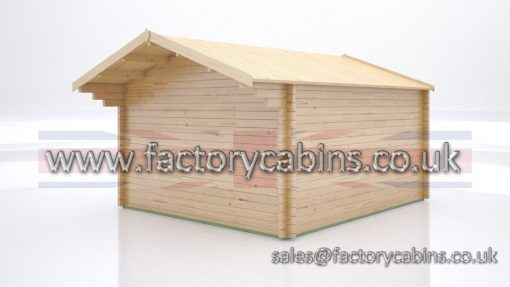 Factory Cabins Lymington