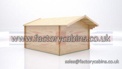 Factory Cabins Lyndhurst - FCBR0168-2499