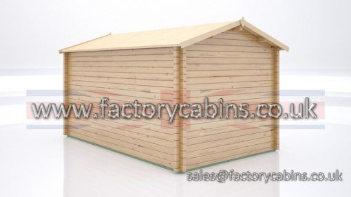Factory Cabins Lynton - FCBR0078-2387