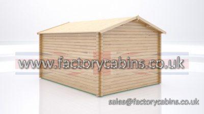 Factory Cabins Modbury - FCBR0079-2388