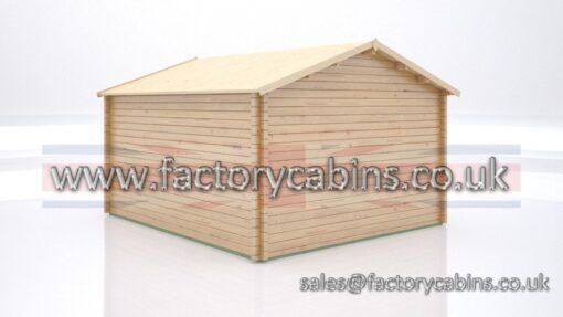 Factory Cabins Newton - FCBR0080-2389
