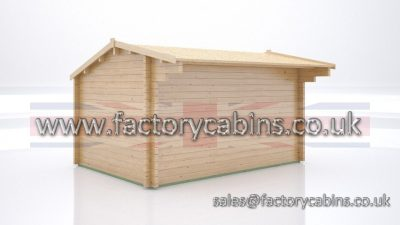 Factory Cabins Northleach - FCBR0136-2467