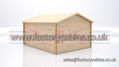 Factory Cabins Okehampton - FCBR0083-2392