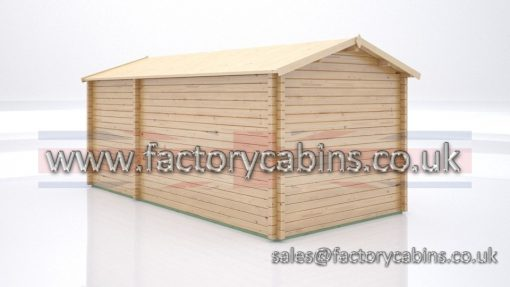 Factory Cabins Ottery - FCBR0084-2393