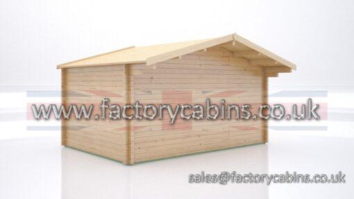 Factory Cabins Petersfield - FCBR0172-2503