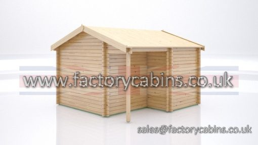 Factory Cabins Poole - FCBR0108-2417