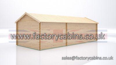 Factory Cabins Portland - FCBR0109-2419