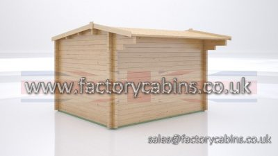 Factory Cabins Potters Bar - FCBR0213-3008