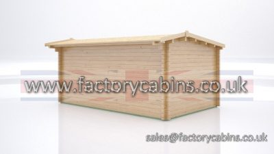 Factory Cabins Romsey