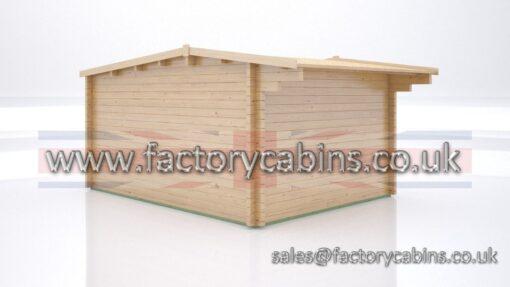 Factory Cabins Royston - FCBR0215-3010