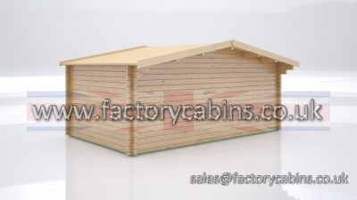 Factory Cabins Sandhurst - FCBR0011-2300