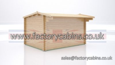 Factory Cabins Sawbridgeworth - FCBR0216-3011