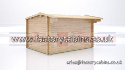 Factory Cabins Sawbridgeworth - FCBR0216-3011