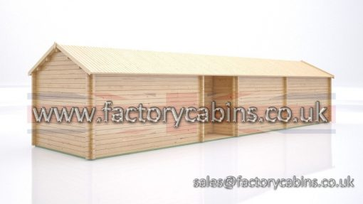 Factory Cabins Sherborne - FCBR0111-2421