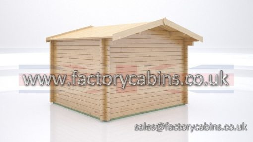 Factory Cabins Soham - FCBR0044-2352