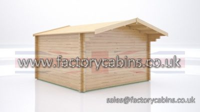 Factory Cabins Solent - FCBR0166-2497