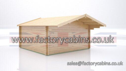 Factory Cabins Southampton - FCBR0177-2509