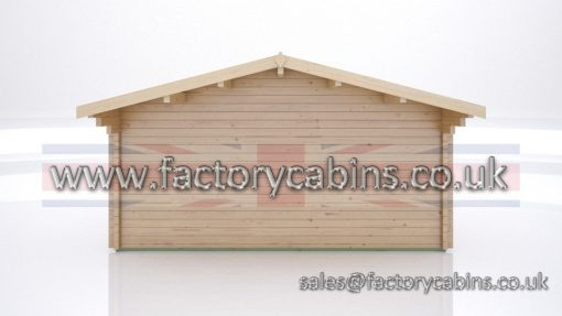 Factory Log Cabins