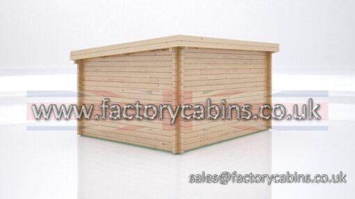Factory Cabins Stony Stratford - FCBR0028-2335