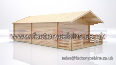 Factory Cabins Swanage - FCBR0112-2422