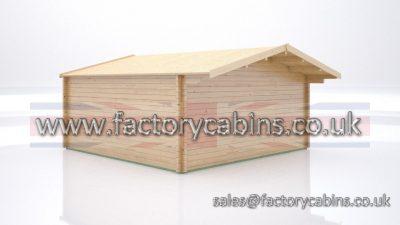 Factory Cabins Tadley - FCBR0180-2512
