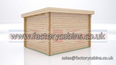 Factory Cabins Tavistock - FCBR0093-2402