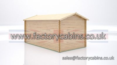 Factory Cabins Tawton - FCBR0081-2390