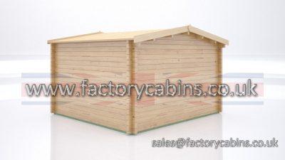 Factory Cabins Tetbury - FCBR0142-2473