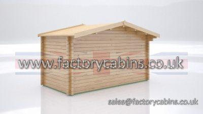 Factory Cabins Thatcham - FCBR0013-2302