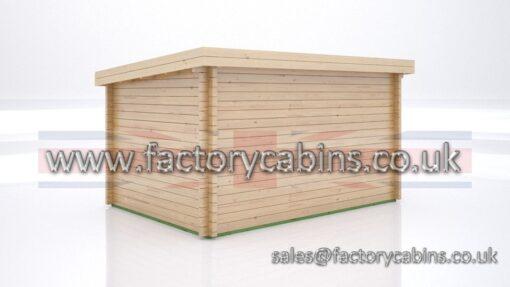 Factory Cabins Tiverton - FCBR0095-2404