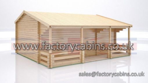 Log Cabins Merston
