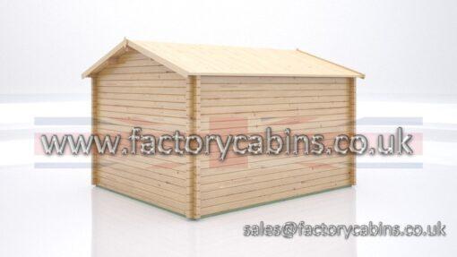 Factory Cabins Torrington - FCBR0068-2377