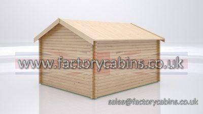 Factory Cabins Totnes - FCBR0098-2407