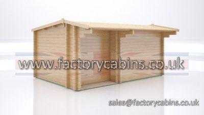 Factory Cabins Watford - FCBR0221-3021