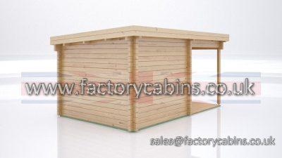 Factory Cabins Wendover - FCBR0029-2336