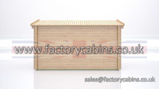 Factory Cabins Wickham
