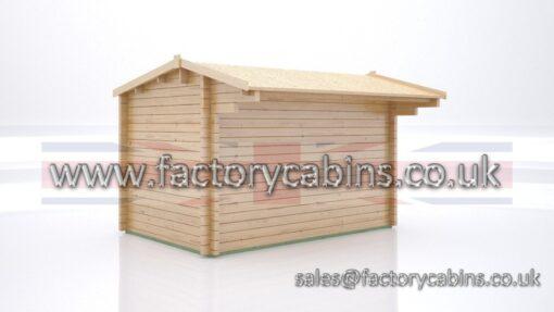 Factory Cabins Wimborne - FCBR0116-2426