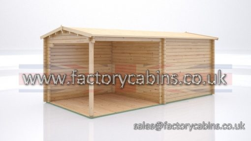 Factory Cabins Winchcombe - FCBR0146-2477