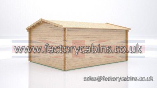Factory Cabins Winchester - FCBR0186-2518