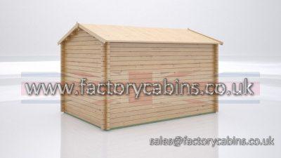 Factory Cabins Wolverton - FCBR0032-2339