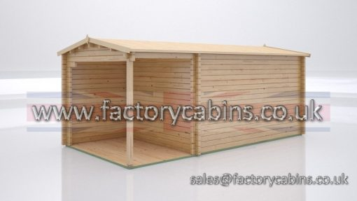 Factory Cabins Wotton - FCBR0147-2478