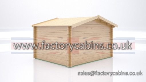 Factory Cabins Yateley