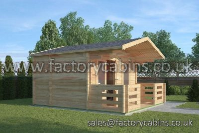 Factory Cabins Aldeburgh - FCCR3059-2045