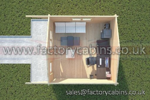 Factory Cabins Image Gallery
