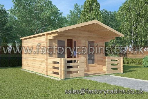 Factory Cabins Beccles - FCCR3060-2046