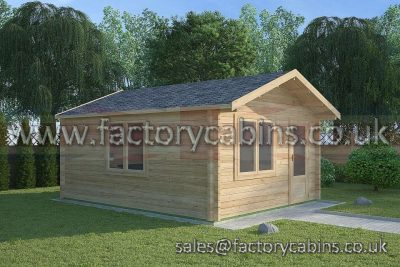 Factory Cabins Beltchingley - FCCR3085-2068